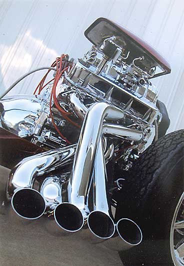 Hot Rod T Shirts >> POSIES Rods and Customs – Super Slide Springs – Street Rod ...