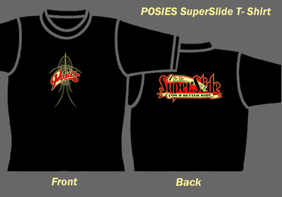 POSIES SuperSlide T-shirt