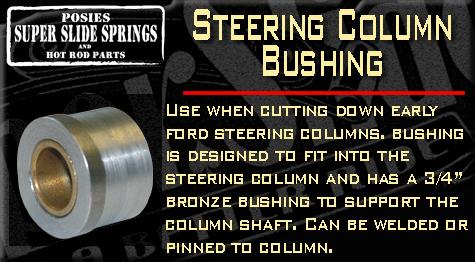 Posies Rods And Customs Super Slide Springs Street Rod