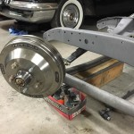 Lincoln Drum Brakes