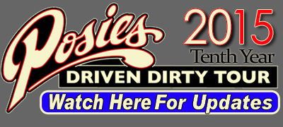 POSIES Dirty Driven Logo2014main
